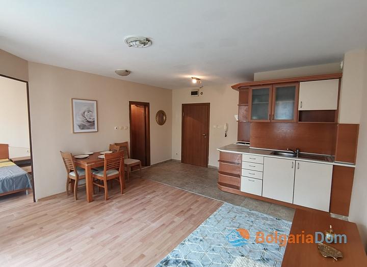 Двухкомнатная квартира в комплексе Блек Си. Фото 11