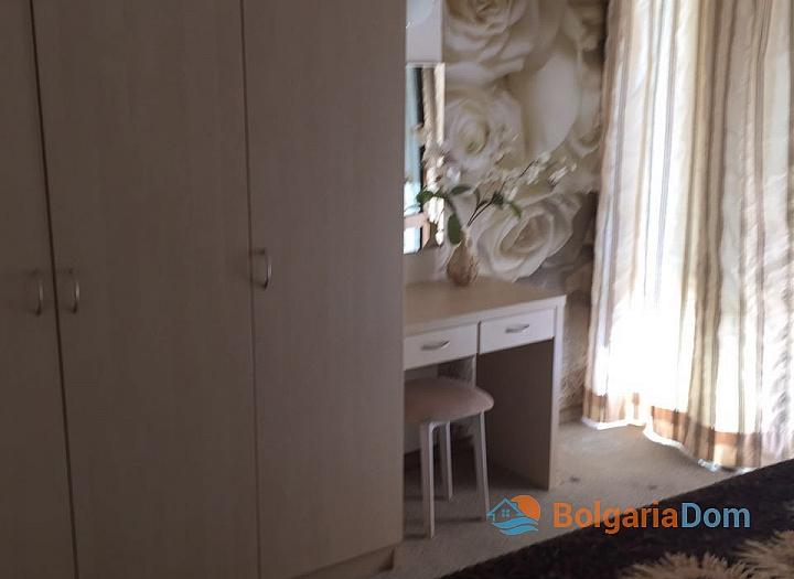 Квартира с двумя спальнями в центре Солнечного Берега. Фото 8