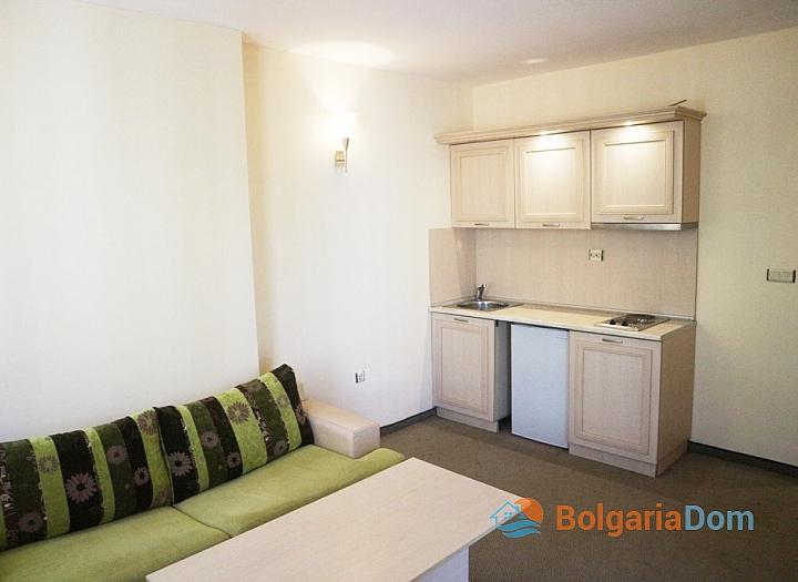 Двухкомнатная квартира в комплексе Авалон, Солнечный Берег. Фото 10