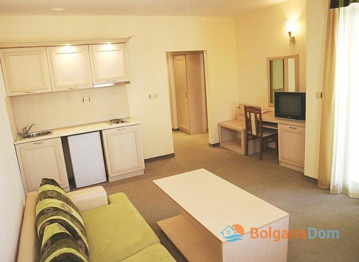 Двухкомнатная квартира в комплексе Авалон, Солнечный Берег. Фото 3