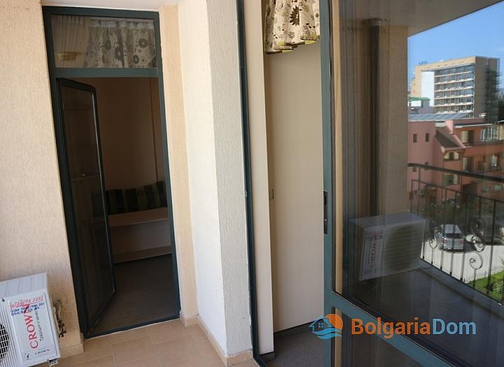 Двухкомнатная квартира в комплексе Авалон, Солнечный Берег. Фото 15