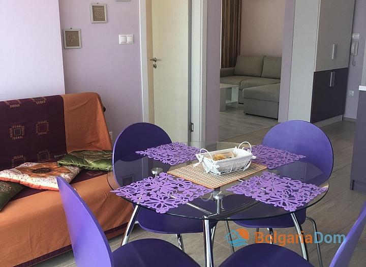 Квартира с двумя спальнями в курорте Равда. Фото 4
