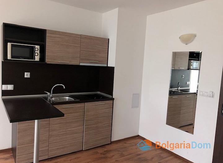 Недорогая квартира в бургасском квартале Сарафово. Фото 4