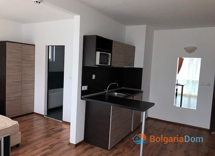 Недорогая квартира в бургасском квартале Сарафово. Фото 7