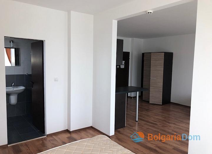 Недорогая квартира в бургасском квартале Сарафово. Фото 8