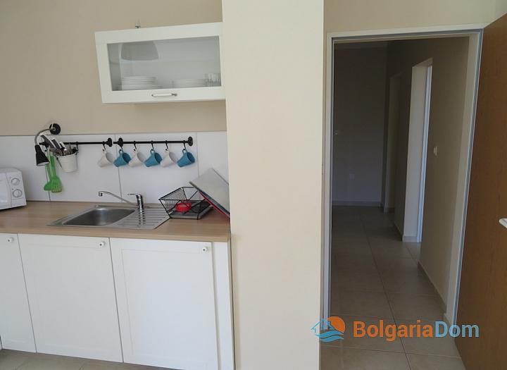 Новая просторная трехкомнатная квартира в Поморе. Фото 47
