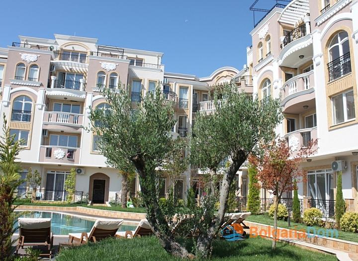Отличная двухкомнатная квартира в красивом комплексе . Фото 5