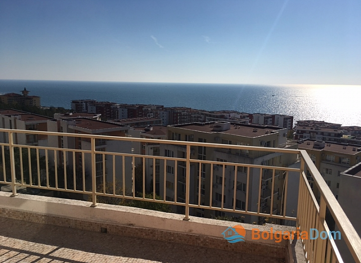 Квартира в Святом Власе с морской панорамой. Фото 10