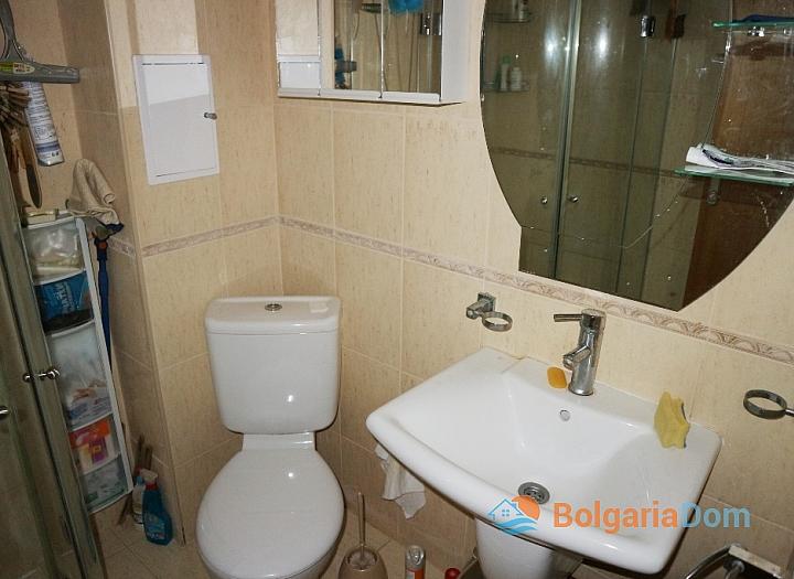 Недорогая двухкомнатная квартира в Солнечном Береге. Фото 16