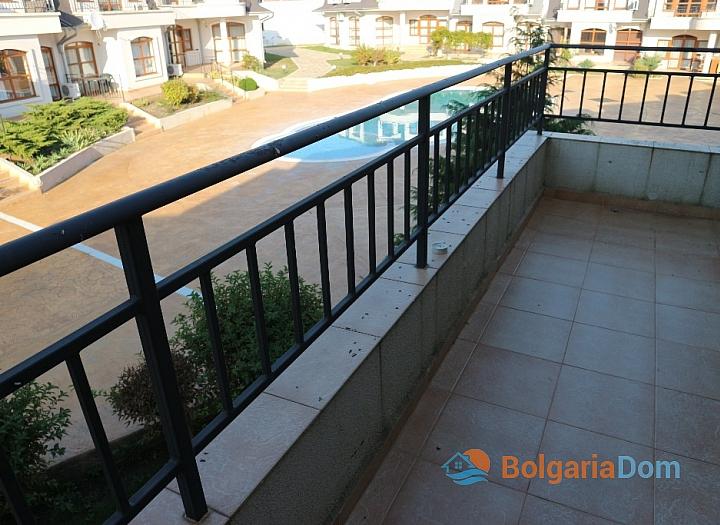 Трёхкомнатная квартира по выгодной цене в Nessebar View . Фото 16