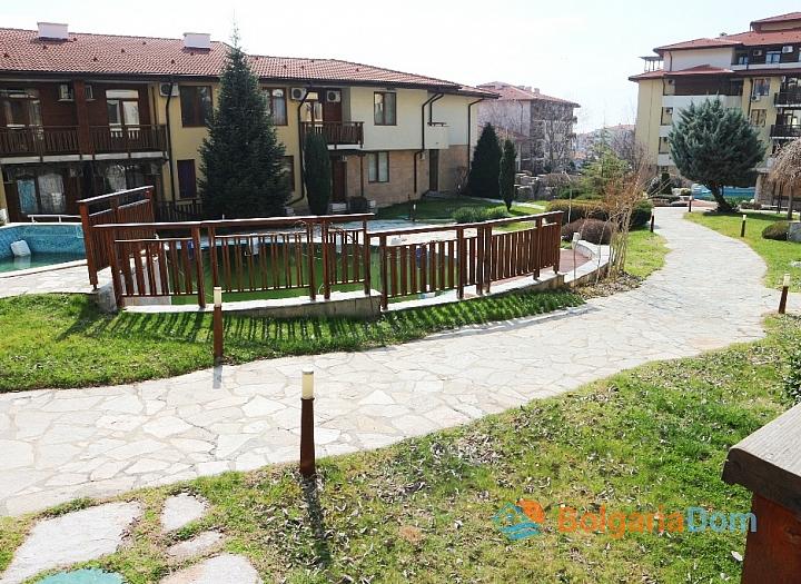 Двухкомнатная квартира на первой линии в Райском Саду. Фото 5