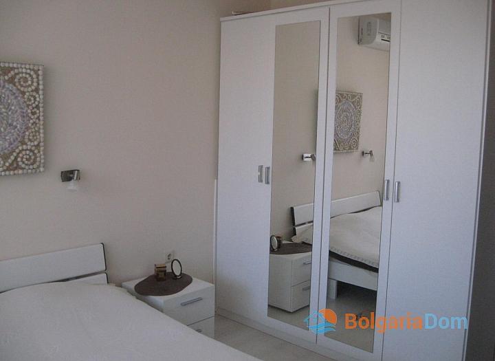 Двухкомнатная квартира в 50 м от пляжа в Созополе. Фото 10