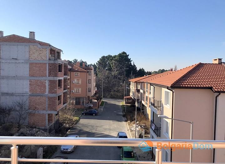 Недорогая двухкомнатная квартира в городе Несебр. Фото 13