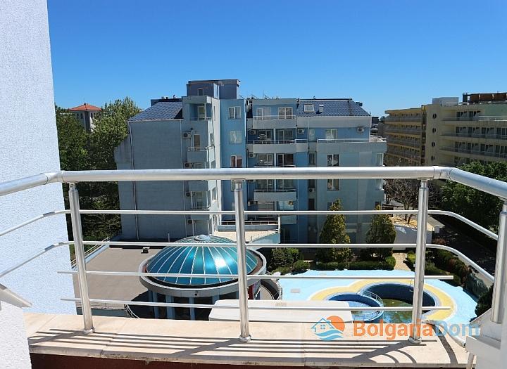 Купить недорого квартиру в курорте Солнечный Берег. Фото 16