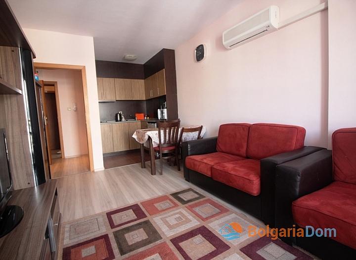 Двухкомнатная квартира в комплексе Пасифик 2 на курорте Солнечный берег. Фото 2