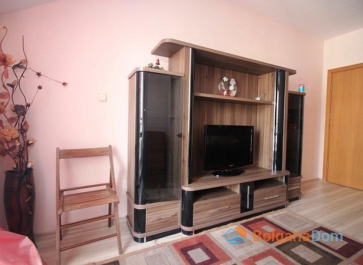 Двухкомнатная квартира в комплексе Пасифик 2 на курорте Солнечный берег. Фото 3