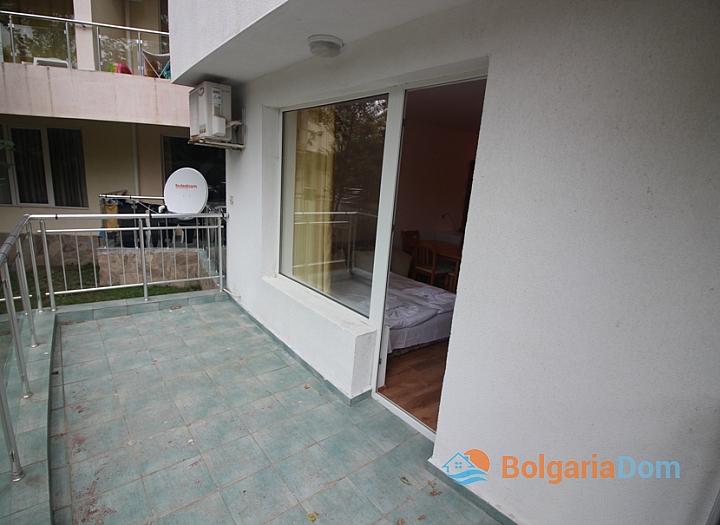 Двухкомнатная квартира в комплексе Ясень, Солнечный Берег. Фото 8