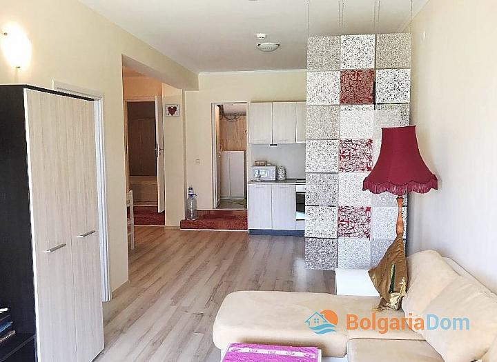 Отличный апартамент с двумя спальнями в Святом Власе на первой линии. Фото 3
