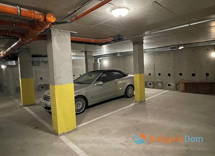 Двухкомнатная квартира и подземное парко-место в комплексе Голден Гермес. Фото 8