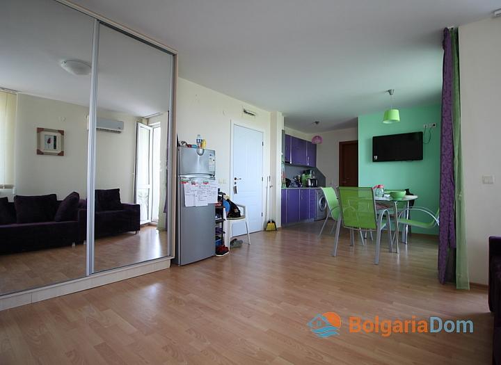 Двухкомнатная квартира в комлексе Несебр Форт Клуб. Фото 2