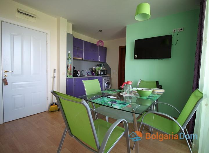 Двухкомнатная квартира в комлексе Несебр Форт Клуб. Фото 1
