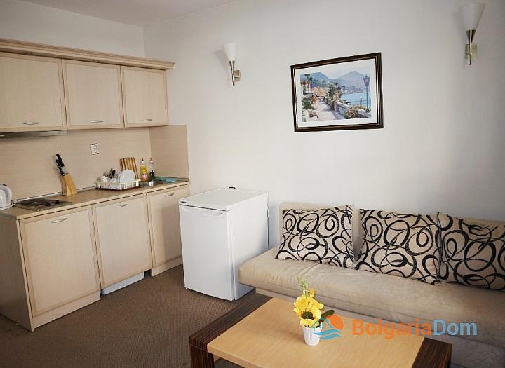 Недорогая квартира в комплексе Авалон, Солнечный Берег. Фото 2