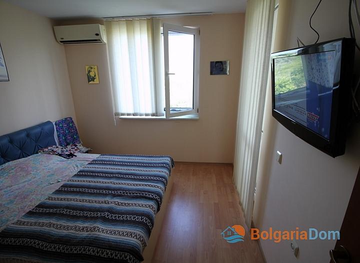 Двухкомнатная квартира в комлексе Несебр Форт Клуб. Фото 6