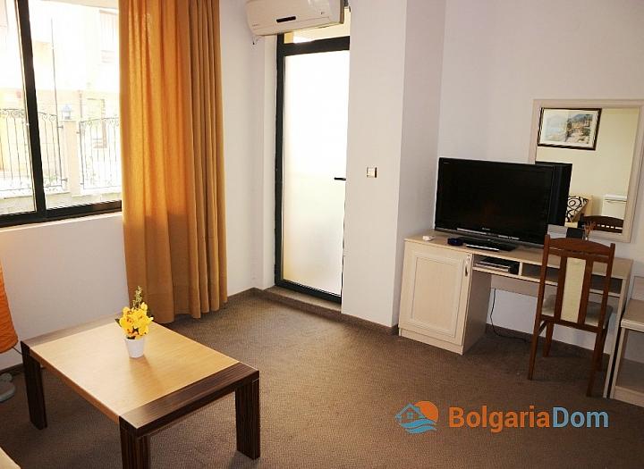 Недорогая квартира в комплексе Авалон, Солнечный Берег. Фото 3