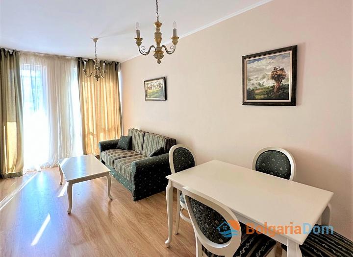 Двухкомнатная дешевая квартира в Солнечном Береге. Фото 8