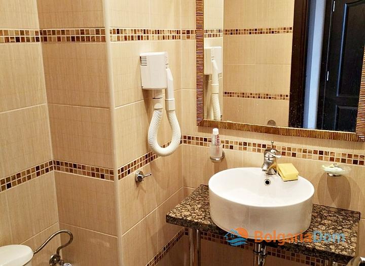 Трёхкомнатный меблированный апартамент на Солнечном берегу . Фото 14