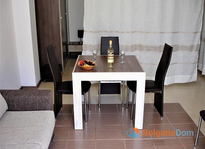 Купить хорошую меблированную студию в Черномореце. Фото 4
