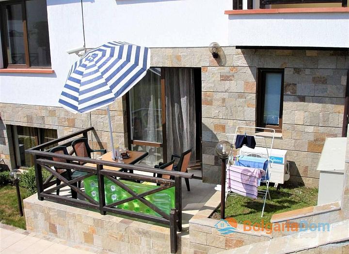 Купить хорошую меблированную студию в Черномореце. Фото 8