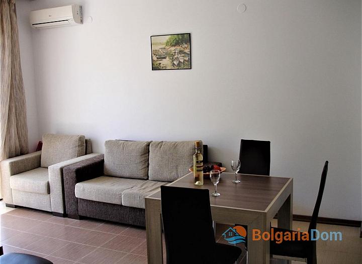 Купить хорошую меблированную студию в Черномореце. Фото 2