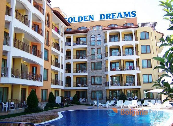 Недорогая трехкомнатная квартира в курорте Солнечный Берег. Фото 1