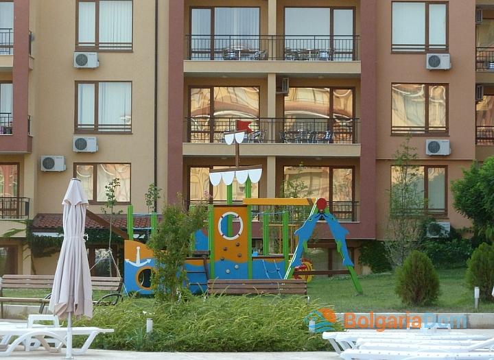 Продажа двухкомнатной квартиры в комплексе Меджик Дриймс с видом на море. Фото 20