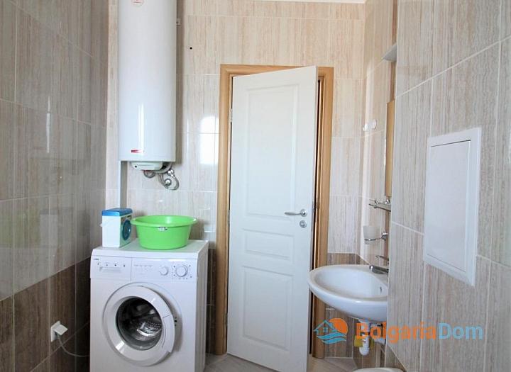 Двухкомнатная квартира в комплексе Мессембрия Резорт, Солнечный Берег. Фото 11