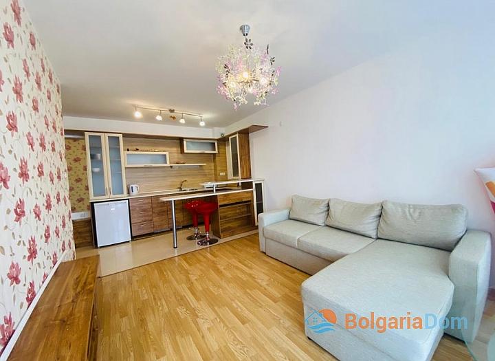 Отличная 2-х комнатная квартира для ПМЖ в Несебре. Фото 1