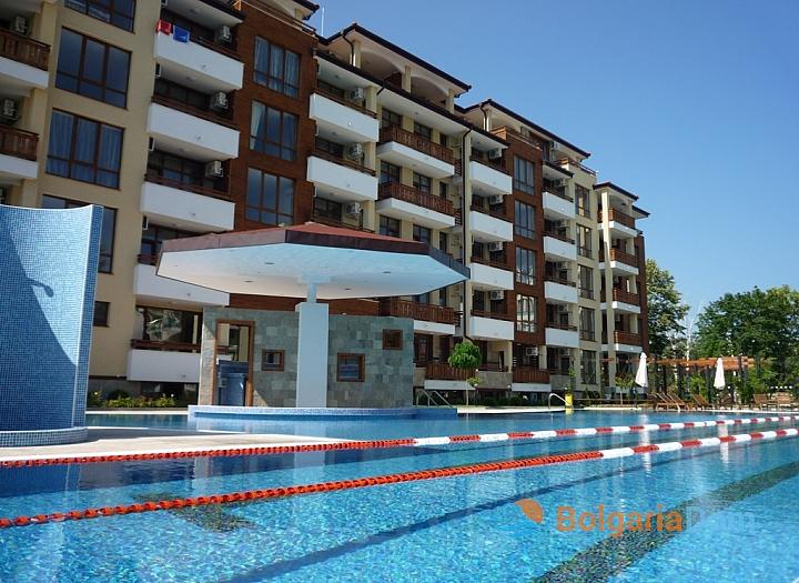Квартиры с красивом новом комплексе в Равде. Фото 6