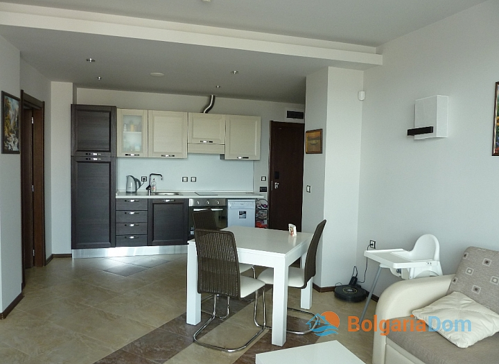 Апартаменты с 2 спальнями на первой линии в элитном комплексе Галеон. Фото 3