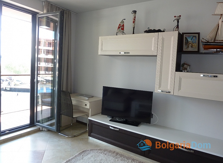Апартаменты с 2 спальнями на первой линии в элитном комплексе Галеон. Фото 7