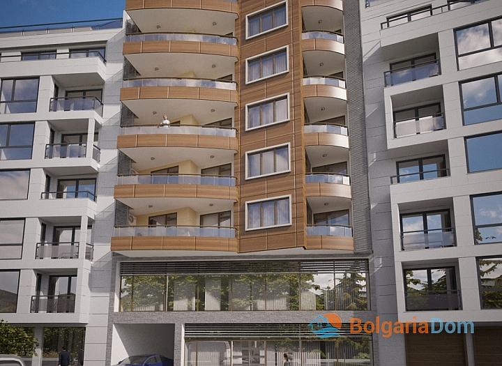 Новые квартиры для пмж в Бургасе. Фото 2