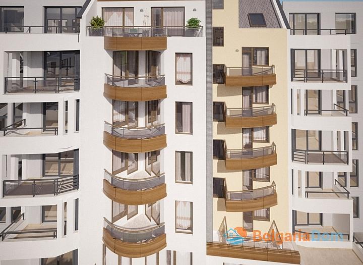 Новые квартиры для пмж в Бургасе. Фото 3
