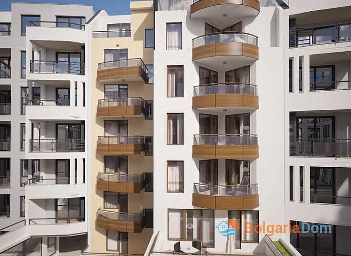 Новые квартиры для пмж в Бургасе. Фото 4