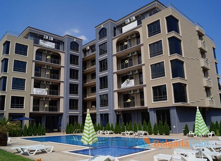 Новая двухкомнатная квартира на Солнечном Берегу близко к пляжу. Фото 1