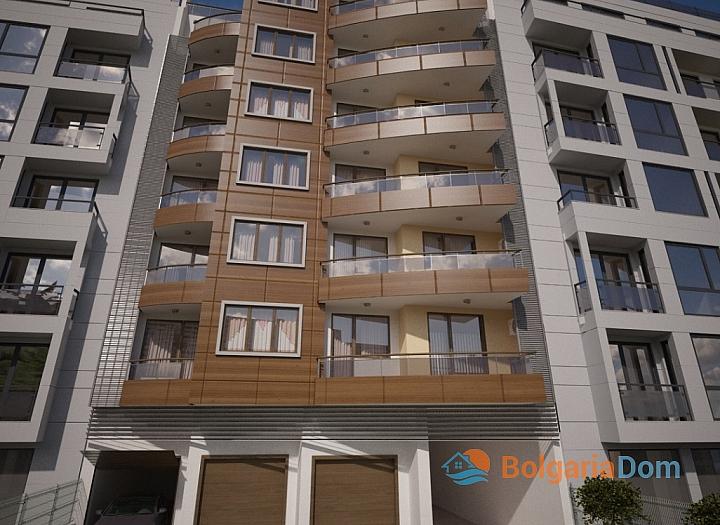 Новые квартиры для пмж в Бургасе. Фото 1