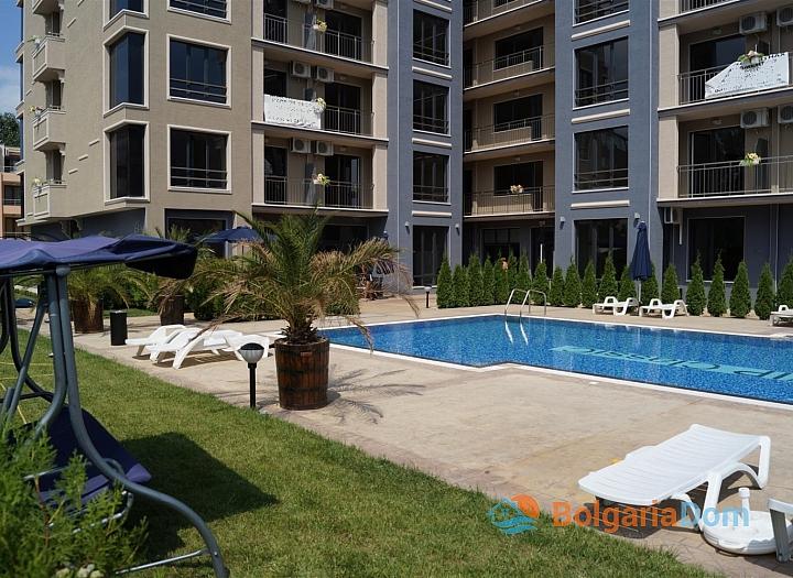 Новая двухкомнатная квартира на Солнечном Берегу близко к пляжу. Фото 24