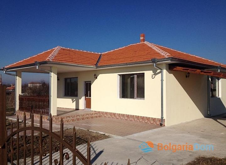 Дом с участком рядом с Бургасом. Фото 6