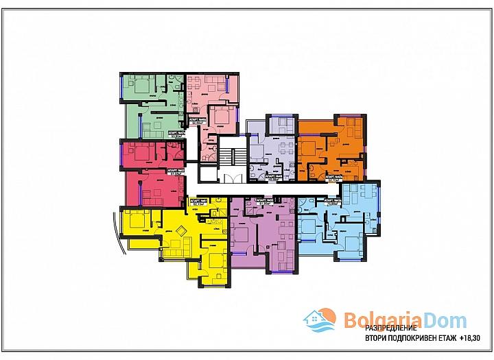 Отличные новые квартиры в центре бальнеологического курорта для ПМЖ. Фото 17