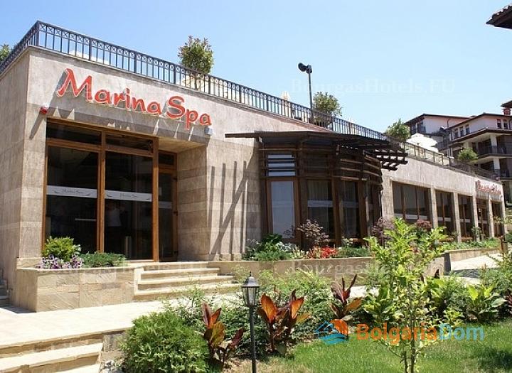 """Санта Марина, Созополь. Квартиры и студии на продажу в комплексе-поселке """"Санта Марина"""" (Santa Marina) Болгария. Фото 14"""