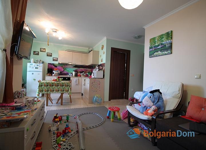 Квартира с двориком в Созополе. Фото 18